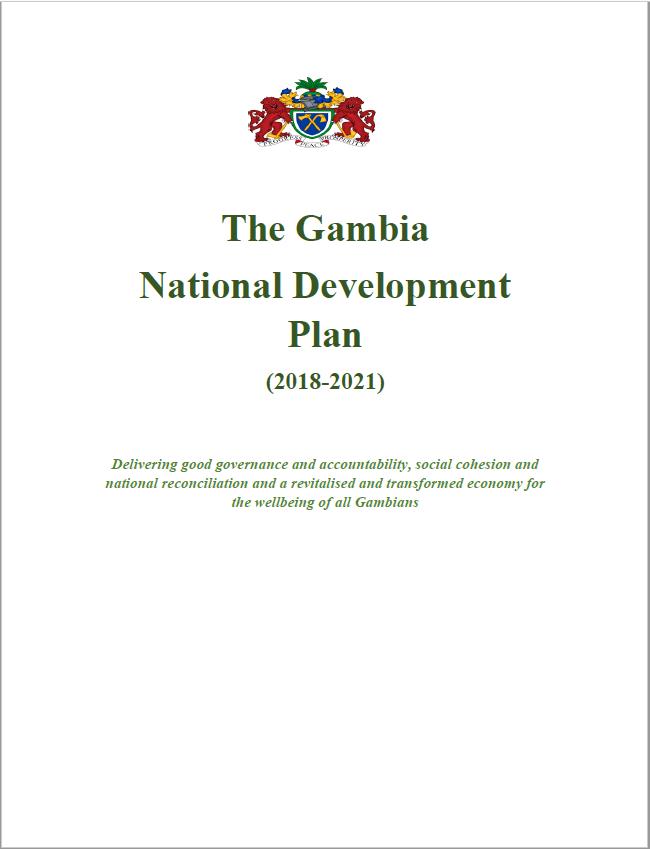 The Gambia National Development Plan (2018-2021)