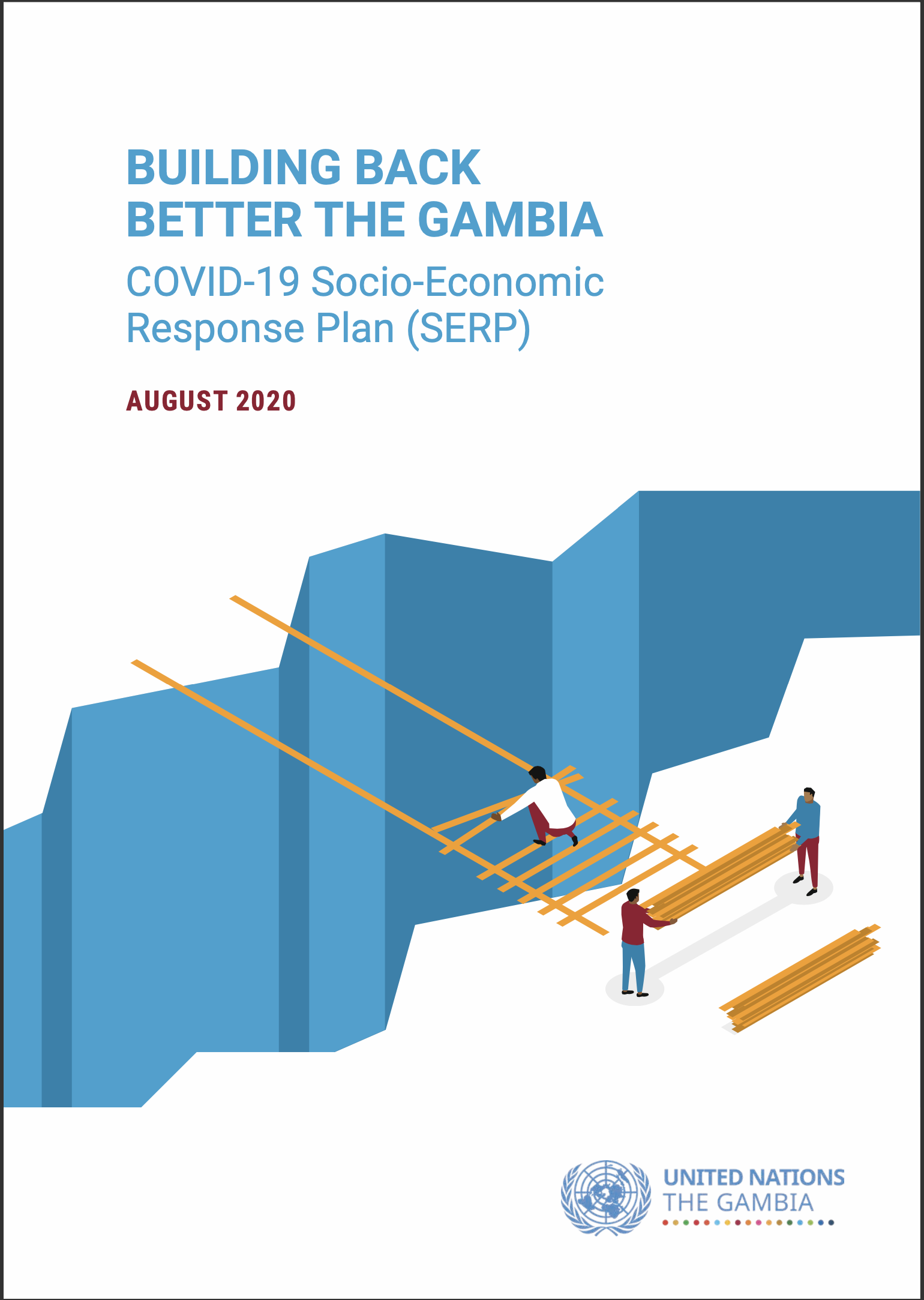 COVID-19 Socio-Economic Response Plan (SERP)